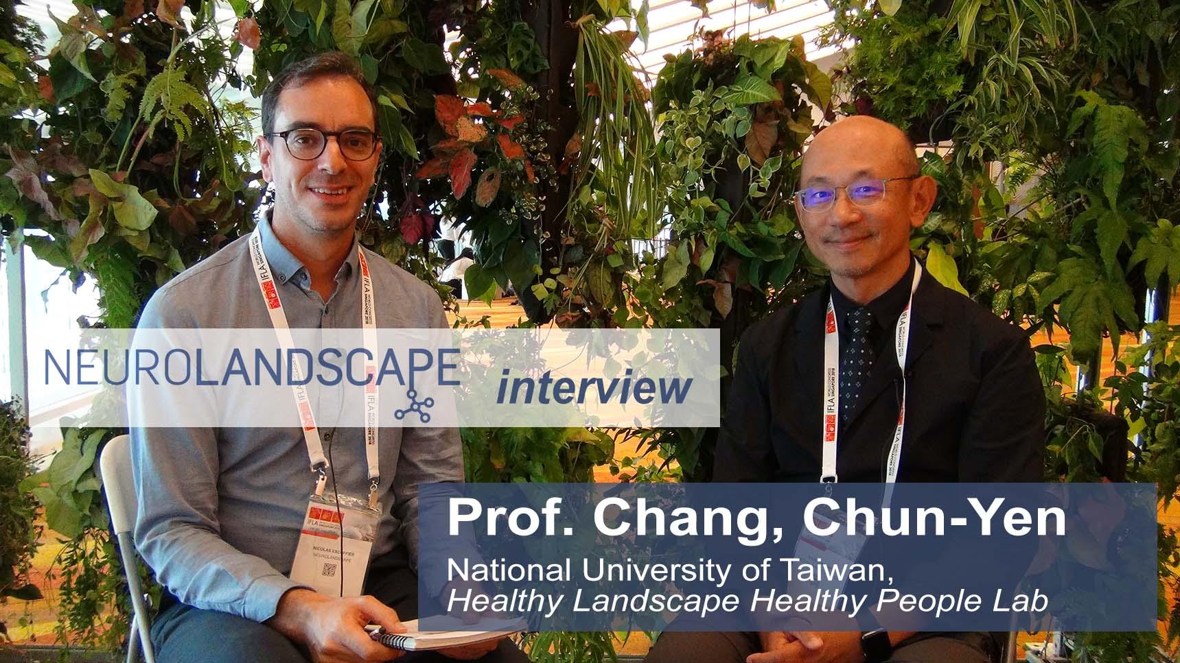 An exclusive interview with Professor Chang, Chun-Yen, NTU, UIUC