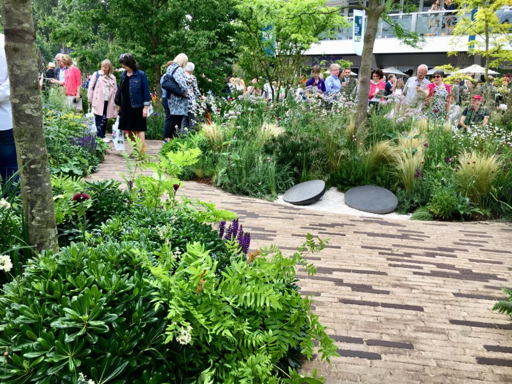 Gardens for Mental Health – Lessons from Chelsea Flower Show 2018 (PART_1)