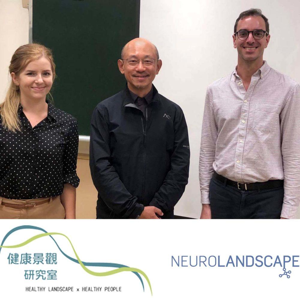 Healthy Landscape Workshop, NTU, Taipei, Taiwan