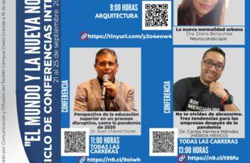 webinar poster, New Urban Normal with Dr Diana Benjumea