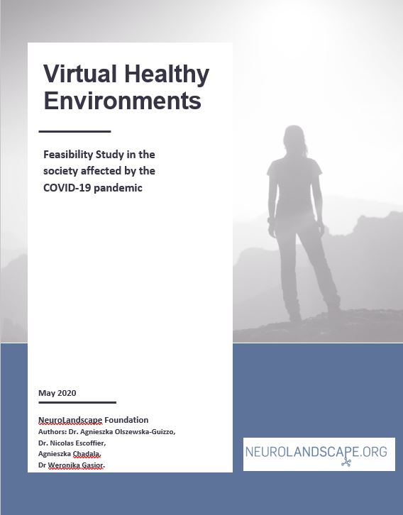 Virtual Healthy Environments: Feasibility Study in Societies Affected by COVID-19 Summary of Results