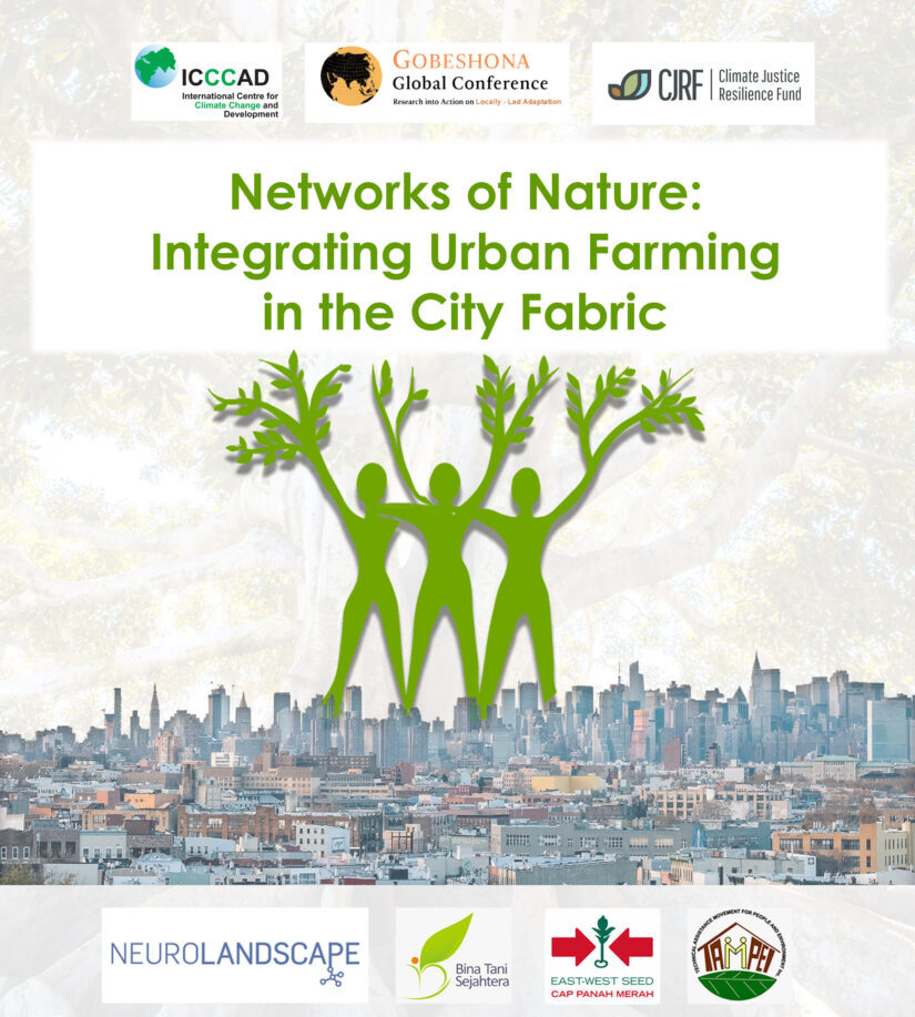 Networks of Nature: Integrating Urban Farming in the city Fabric